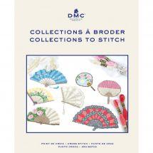 Livre diagramme - DMC - Idées à broder motifs divers