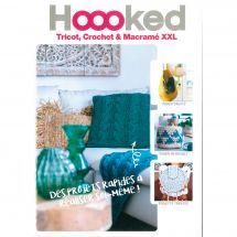 Livre - Hoooked Ribbon XL - Tricot, crochet et macramé XXL