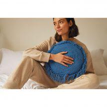 Kit à crocheter - DMC - Mon coussin douillet