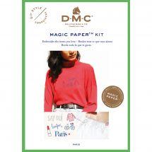 Kit customisation - DMC - Magic paper Parisienne