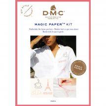 Kit customisation - DMC - Magic paper Paris