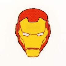 Ecusson licence - LMC - Avengers - Iron Man