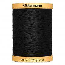 Fil à coudre - Gütermann - Fil coton naturel 800m