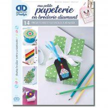 Livre Diamant - Diamond Dotz Freestyle - Ma petite papeterie en broderie Diamant