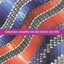 Fil à tapisser - DMC - Collection complète Retors Mat - Art. 89