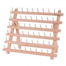 Porte-bobines - Milward - Porte-bobines en bois (pour 60 bobines)