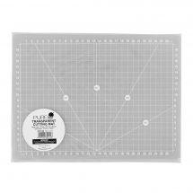 Planche de découpe - PURElite - Tapis de découpe transparent A4