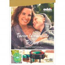 Livre - Addi - Tournez la manivelle au lieu de tricoter