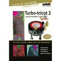 Livre - Addi - Turbo-tricot 2 addi-Express