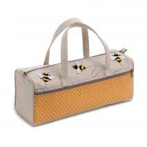 Sac à ouvrages - LMC - Les abeilles