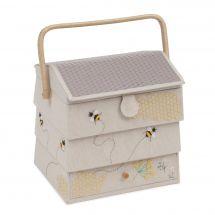 Coffret à ouvrages - LMC - Rûche des abeilles