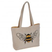 Sac à ouvrages - LMC - Sac cabas abeille
