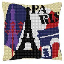 Kit de coussin gros trous - Luc Créations - Paris