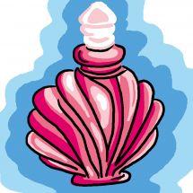 Kit de canevas pour enfant - Luc Créations - Flacon de parfum