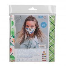 Kit couture - LMC - Kit confection pour 3 masques - N°5