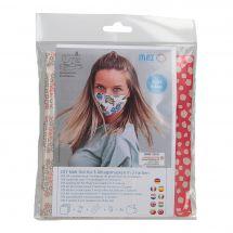 Kit couture - LMC - Kit confection pour 3 masques - N°7