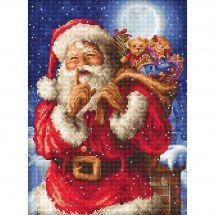 Kit point de croix - Letistitch - Secret du Père Noël