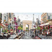 Kit point de croix - Luca-S - Paris