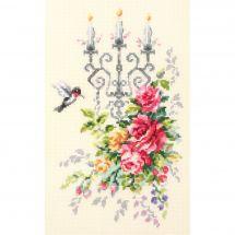 Kit point de croix - Magic Needle - Bouquet solennel