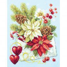 Kit point de croix - Magic Needle - Joyeux Noël !