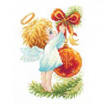 Kit point de croix - Magic Needle - Ange de Noël