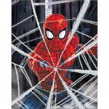 Kit de broderie Diamant - Camelot Dotz - Spider Man