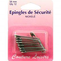 Epingles - Couture loisirs - Epingles de sûreté 38 mm