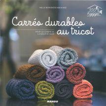 Livre - Mango - Carrés durables au tricot