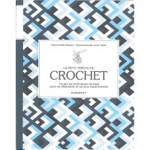 Livre - Marabout - Le petit précis de crochet