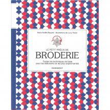 Livre - Marabout - Le petit précis de Broderie