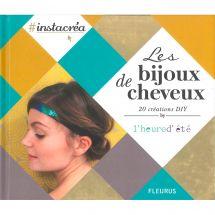 Livre - Fleurus - Les bijoux de cheveux