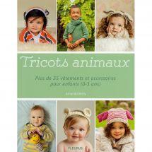 Livre - Fleurus - Tricots animaux
