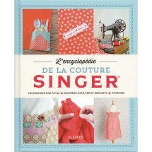 Livre patron - Mango - L'encyclopédie de la couture Singer