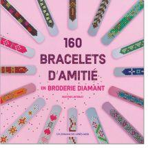 Livre - Diamond Dotz Freestyle - 160 bracelets d'amitié en broderie diamant