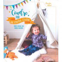 Livre - Marie Claire - Coudre pour une chambre d enfant