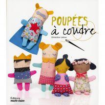 Livre - Marie Claire - Poupées à coudre