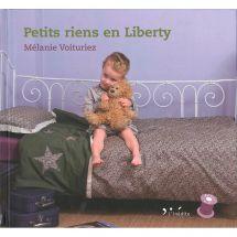 Livre - L'inédite - Petits riens en Liberty