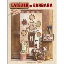 Livre patron - Les éditions de saxe - L'atelier de Barbara
