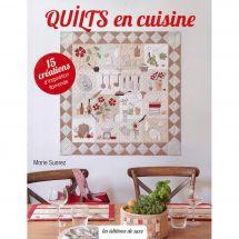 Livre patron - Les éditions de saxe - Quilts en cuisine