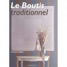 Livre patron - Les éditions de saxe - Le boutis traditionnel