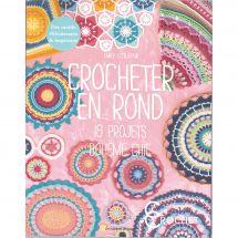 Livre - Les éditions de saxe - Crocheter en rond