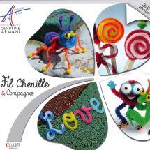 Livre - Neva Editions - Fil chenille