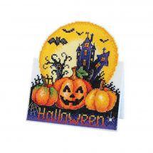 Kit d'ornement à broder - MP Studia - Halloween