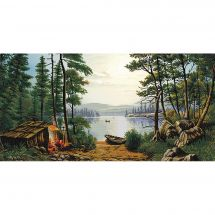 Kit point de croix - Nova Sloboda - Au lac