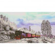 Kit point de croix - Nova Sloboda - Express