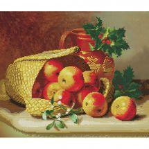 Kit point de croix - Nova Sloboda - Pommes douces