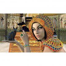 Kit de broderie avec perles - Nova Sloboda - Egyptienne