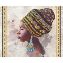 Kit de broderie avec perles - Nova Sloboda - Kenya