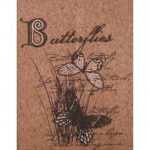 Kit de broderie avec perles - Nova Sloboda - Papillons de nuit