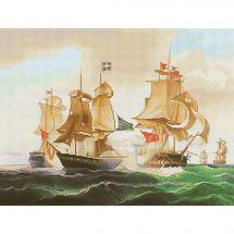 Kit point de croix - Nova Sloboda - Bataille en mer